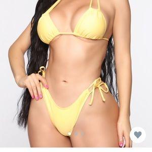 Fashion Nova See You Next Summer Bikini